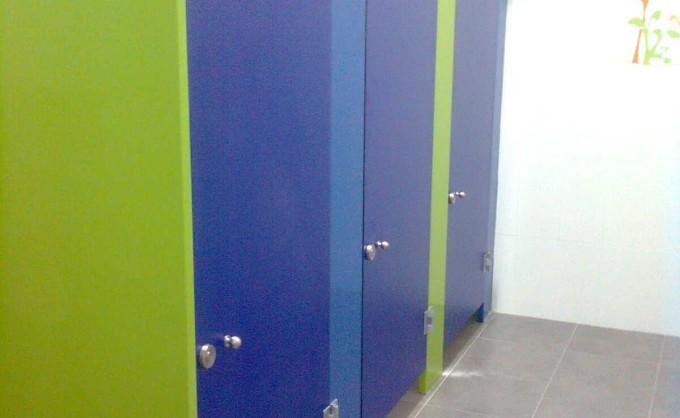 Instalação de Portas WC